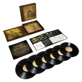 The Lord of The Rings Trilogy Soundtrack 180g 6LP