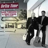 Hans Theessink & Terry Evans & Ry Cooder Delta Time LP