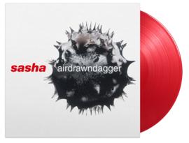 Sascha Airdrawndagger 3LP - Red Vinyl-