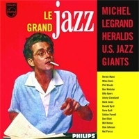 Michel Legrand - Legrand Jazz LP