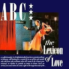 Abc - Lexicon Of Love HQ LP