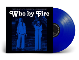 First Aid Kid Who By Fire 2LP - Blue Vinyl-