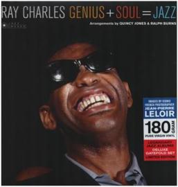 Ray Charles Genius + Soul = Jazz -hq-