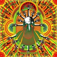 Goat Fuzzed In Europe LP- Green/black Splatter Vinyl-
