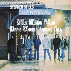 Stephen Stills Manassas 2LP
