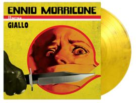 Ennio Morricone Giallp 2LP - Yellow Vinyl-