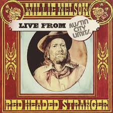 Willie Nelson Red Headed Stranger: Live From Austin City Limits 2LP