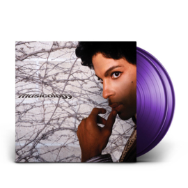 Prince Musicology 2LP - Purple Vinyl-