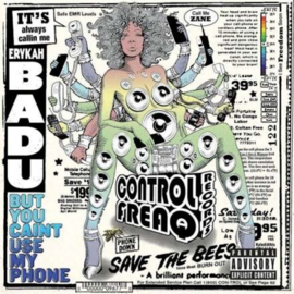 Erykah Badu But You Can't Us My Phone LP