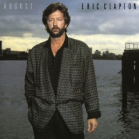 Eric Clapton August LP  -reissue-