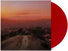 Finneas Blood Harmony LP -Red Vinyl-