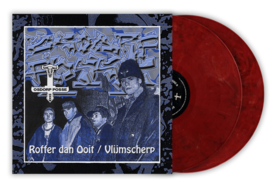 Osdorp Posse Vlijmscherp Roffer Dan Ooit 2LP - Coloured Vinyl-