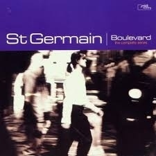 St. Germain Boulevard 2LP