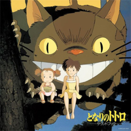 Joe Hisaishi My Neighbor Totoro Sound Book LP