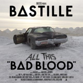 Bastille All This Bad Blood 2LP