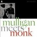 Gerry Mulligan & Thelonious Monk - Mulligan Meets Monk LP
