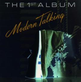 Modern Talking First Album LP -Spot Varnish Black Vinyl-