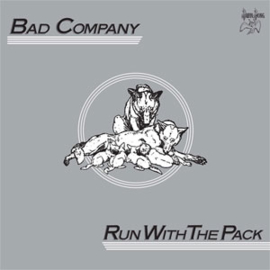 Bad Company Run With the Pack 180g 2LP