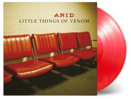 Arid Little Thins Of Venom LP - Red Vinyl-