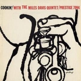 Miles Davis Quintet - Cookin LP (mono)