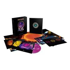 Pink Floyd Delicate Sound Of Thunder 2CD, DVD & Blu-Ray Box Set