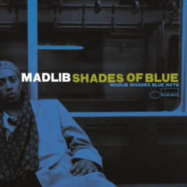 Madlib Shades Of Blue HQ 2LP