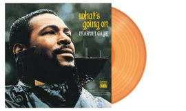 Marvin Gaye What's Going On 180g LP - Orange Vinyl-