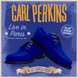 Carl Perkins Live In Paris 3LP