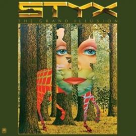 Styx The Grand Illusion 180g LP