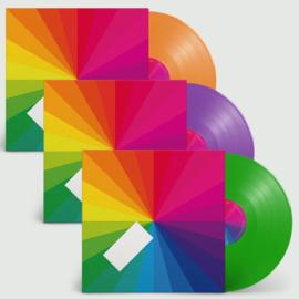 Jamie X In Colour LP - Coloured Vinyl-