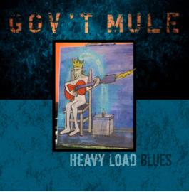 Gov't Mule Heavy Load Blues 180g 2LP