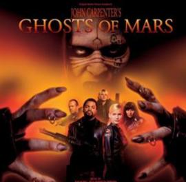 Ghost Of Mars LP