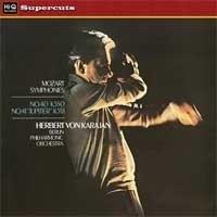 Mozart - Symphonies HQ LP