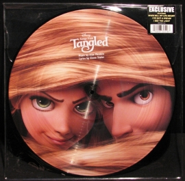 Disney's Songs From Tangled LP PD