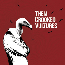 Them Crooked Vultues Them Crookes Vultures 2Lp