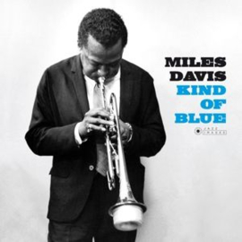 Miles Davis Kind Of Blue -ltd/hq- LP