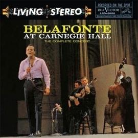 Harry Belafonte At Carnegie Hall The Complete Concert 2LP