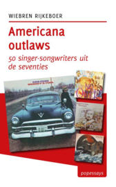 Americana Outlaws Boek