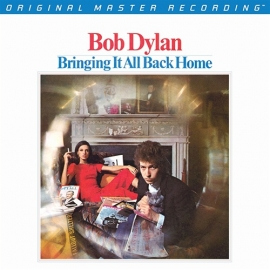 Bob Dylan Bringing It All Back Home Numbered Limited Edition 45rpm 180g 2LP -Mono -