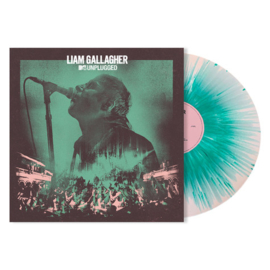 Liam Gallagher Mtv Unplugged LP - Green White Vinyl-