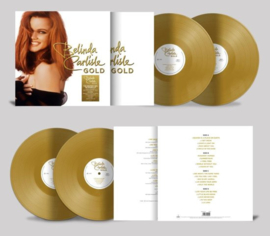 Belinda Carlisle Gold 2LP -Gold Vinyl-