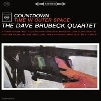 Dave Brubeck - Countdown Time In Outer Space LP