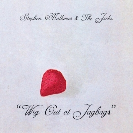 Stephen Malkmus & The Jicks - Wig Out A Jagbags LP + 7`