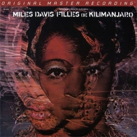 Miles Davis Filles de Kilimanjaro Numbered Limited Edition Hybrid Stereo SACD