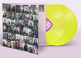 Kills Little Bastards LP - Yellow Vinyl-