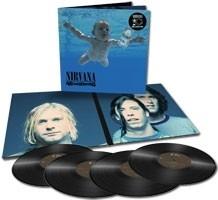 Nirvana - Nevermind 20th Anniversary HQ 4LP -deluxe editie-