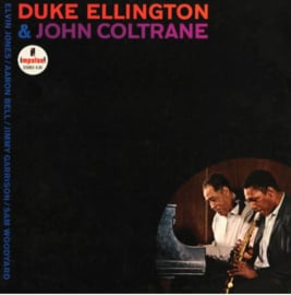 Duke Ellington & John Coltrane Duke Ellington & John Coltrane (Verve Acoustic Sounds Series) 180g LP
