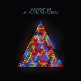 Shearwater Jet Plane and Oxbow 2LP - ltd blauw vinyl-