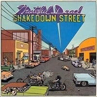 Grateful Dead - Shakedown Street HQ LP