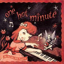 Red Hot Chlli Peppers  One Hot Minute LP
